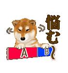 王道の犬!柴犬(個別スタンプ:29)