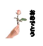 口より手が早いスタンプ in 大阪(個別スタンプ:19)