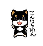 黒しばばん(個別スタンプ:01)