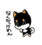 黒しばばん(個別スタンプ:09)