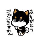黒しばばん(個別スタンプ:14)