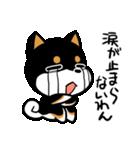 黒しばばん(個別スタンプ:23)