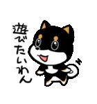 黒しばばん(個別スタンプ:38)