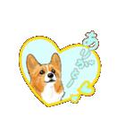 Corgi LOVE(個別スタンプ:03)