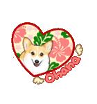 Corgi LOVE(個別スタンプ:07)