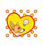 Corgi LOVE(個別スタンプ:16)