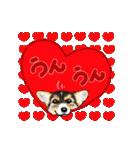 Corgi LOVE(個別スタンプ:19)