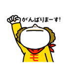 関西☆モジャヒロイン(個別スタンプ:18)