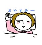 関西☆モジャヒロイン(個別スタンプ:38)