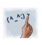 くもりグラスのメッセージ(個別スタンプ:36)