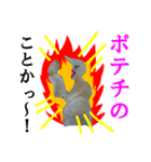【実写】ポテチ(個別スタンプ:10)