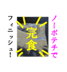 【実写】ポテチ(個別スタンプ:40)