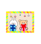 動く♪ 誕生日 & おめでとう& ありがとう③(個別スタンプ:19)