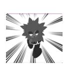 百獣の執事さん(個別スタンプ:35)