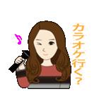 辛口主婦 よっちゃんです(個別スタンプ:02)