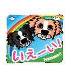 ボーダーコリー/おでか犬(個別スタンプ:20)