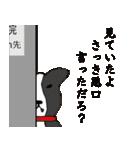ボーダーコリー/おでか犬(個別スタンプ:29)