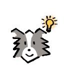 ボーダーコリー/おでか犬(個別スタンプ:32)
