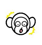動く!ギリシャ文字の顔文字 [動物ver](個別スタンプ:18)