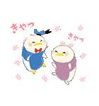 動く!ディズニー ツムツム(さくら)(個別スタンプ:03)