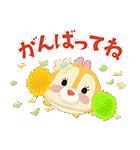 動く!ディズニー ツムツム(さくら)(個別スタンプ:16)
