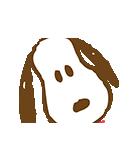 スヌーピー 春のアニメスタンプ(個別スタンプ:14)