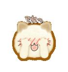 ふんわり☆ねこ顔スタンプ(個別スタンプ:11)