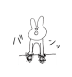 うさじちゃん(個別スタンプ:36)