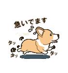 気軽にスタンプ コーギー 行動編(個別スタンプ:26)