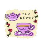 敬語 おしゃれ おとな(個別スタンプ:13)
