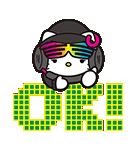 DJ Hello Kitty(個別スタンプ:04)