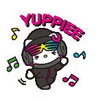 DJ Hello Kitty(個別スタンプ:7)
