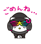 DJ Hello Kitty(個別スタンプ:12)