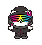 DJ Hello Kitty(個別スタンプ:18)
