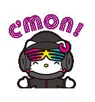 DJ Hello Kitty(個別スタンプ:19)