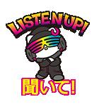 DJ Hello Kitty(個別スタンプ:21)