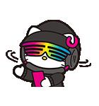 DJ Hello Kitty(個別スタンプ:22)