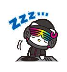 DJ Hello Kitty(個別スタンプ:24)