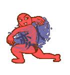 変人祭り2 赤男(個別スタンプ:36)