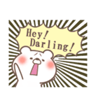 ダーリンへ【恋人/夫婦】(個別スタンプ:06)