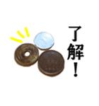 【実写】小銭(個別スタンプ:04)