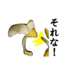 【実写】バナナ(個別スタンプ:24)