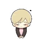金髪少年(個別スタンプ:01)