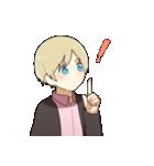 金髪少年(個別スタンプ:03)