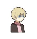 金髪少年(個別スタンプ:04)