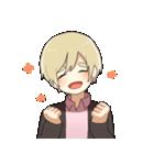 金髪少年(個別スタンプ:05)