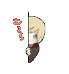 金髪少年(個別スタンプ:09)