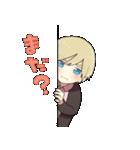 金髪少年(個別スタンプ:10)