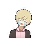 金髪少年(個別スタンプ:14)