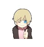 金髪少年(個別スタンプ:15)